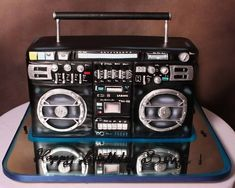 boombox cakes - Google Search