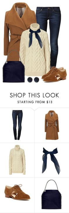 """Untitled #1585"" by gallant81 ❤ liked on Polyvore featuring Wrangler, Michael Kors, Nine West, STELLA McCARTNEY and Ariella Collection"