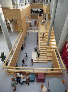 Hellerup, Copenhagen - Great school design