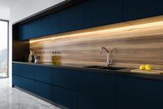 New Kitchen Designs, Kitchen Room Design, Kitchen Corner, Kitchen Trends, Kitchen Cabinet Design, Modern Kitchen Design, Interior Design Kitchen, Kitchen Decor, Kitchen Box