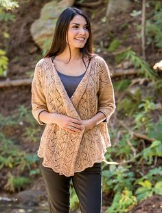 Ravelry: Bright Moment Cardigan pattern by Rosemary (Romi) Hill