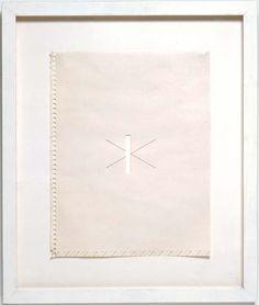 RICHARD TUTTLE, Untitled (1975). Spring. Swirner & Wirth