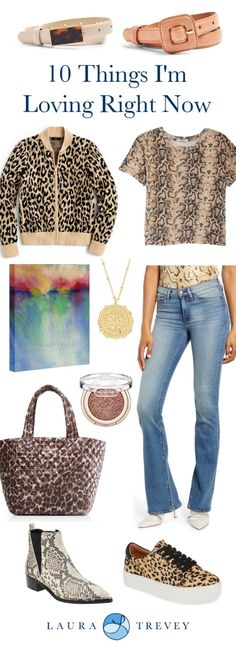 All About That Print | Laura Trevey Animal Prints Picks