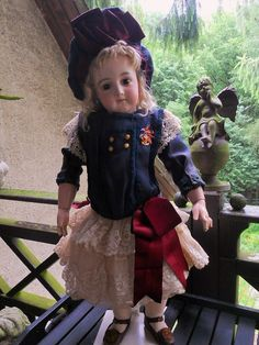 ~~~ Gorgeous Three Piece French Bebe Costume ~~~ from whendreamscometrue on Ruby Lane