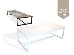 Coffee table. Reciclagem para Cliente.