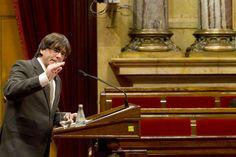 Opera Mundi - Novo presidente da Catalunha diz que região será uma república independente em 18 meses