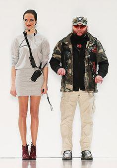 Yegor Zaitsev #burdastyle #burda #мода #fashion