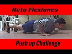 afj777 sport videos - YouTube- Reto de flexiones con final inesperado