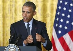Obama says will sign bill allowing Congress to review Iran deal - REUTERS #Obama, #Congress, #Iran, #Politics