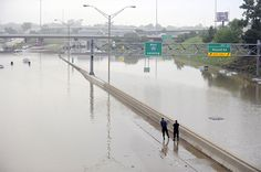 Flooding Detroit Michigan 2014...  I was on my holidays from Australia when detroit got belted this storm