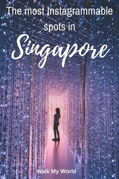 Singapore may be small, but it packs in a lot of things to do. It is also home to some incredible places which are taking Instagram by storm. Here are the most instagrammable spots in Singapore you can visit in just two days.