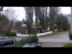 Strange Sounds in Terrace, BC Canada August 29th 2013 7:30am (Vid#1)