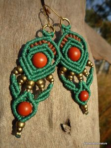Earrings - Jewellery inspired by Nature