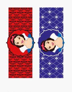 Sweet Snow White Free Printable Mini Kit. Disney Printables, Party Printables, Free Printables, Fall Party Themes, Party Ideas, Snow White Birthday, Oh My Fiesta, Snow White Disney, Prince Party