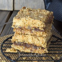 Date Squares also referred to as Matrimonial Bars are one of those Old Fashioned squares that Mom always made. This recipe is from my Mom's collection handwritten in her well used, stained Hilroy scribbler.