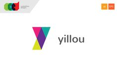 I just released Yillou - Logo Template on Creative Market. - $27