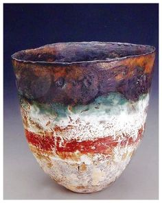 For many years, pottery has played an integral role in society, with many people collecting and making their own different variety. In some cases, ancient pottery has been sold for thousands, if no… Ceramic Clay, Ceramic Bowls, Ceramic Pottery, Pottery Art, Slab Pottery, Earthenware, Stoneware, Sculptures Céramiques, Ceramic Sculptures