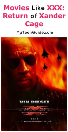 Looking for more non-stop action movies to watch like XXX: Return of Xander Cage? Check out these five flicks that will get your heart pumping!