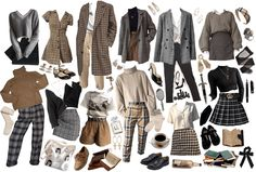 Mode Outfits, Retro Outfits, Cute Casual Outfits, Vintage Outfits, Capsule Outfits, Fashion Pants, Look Fashion, Girl Fashion, Fashion Outfits