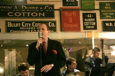 For a big sound on a smaller scale, Jeremy Shrader's Quintessentials plays jazz standards from the golden era of and Hollywood. Ol' Blues Eyes himself would feel right at home with the swinging sound of this band. Old Hollywood Wedding, Bluff City, Jazz Standard, Humphrey Bogart, Cary Grant, Vintage Music, Plays, Scale, Entertainment