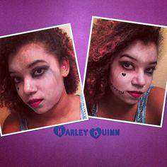 #harleyquinn #dc #dccomics #harleyquinncosplay #cosplay #makeup #cosplaymakeup
