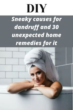 Sneaky causes for dandruff and 30 unexpected home remedies for it Easy Crafts To Sell, Diy Crafts For Girls, Diy Crafts For Home Decor, Fun Crafts To Do, Diy Furniture Projects, Diy Pallet Projects, Woodworking Projects, Wicks Diy, Diy Kitchen Cupboards
