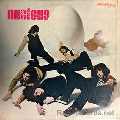 Nucleus - Nucleus As far as we know, this 1968 LP on Mainstream Records was the only release from this group. #records #vinyl #albums