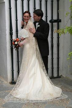 Vestidos de noiva ao redor do mundo - Espanha