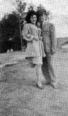Elizabeth Short & Matthew Gordon