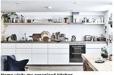Ideas Modern Living Room Furniture Ikea Shelves For 2019 One Wall Kitchen, Ikea Kitchen, Kitchen Island, Kitchen White, Room Kitchen, Kitchen Organisation Ideas Ikea, Kitchen Ideas, Ikea Ps Table, Open Plan Apartment