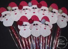 Santa on a Stick Twizzler candys. Video: http://stampwithtami.com/blog/2011/11/santa/