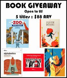 #MomHacks: Win A SET of BOOKS from Little Gestalten ($80+) 5/...