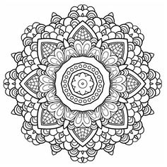 Vetor Mandala
