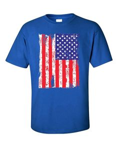 USA Flag Vintage American Flag Native Americans Independence day T-Shirt