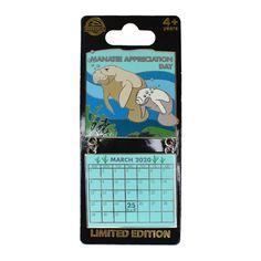 Manatees, The Collector, Appreciation, Calendar, March, Manatee, Life Planner, Mac