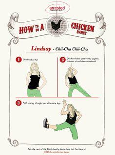 Chicken Dance - Lindsay
