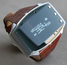 Seiko CPC TR-006 Bluetooth concept watch.
