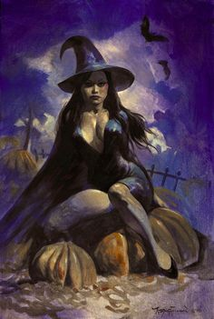 Witch by Mike Hoffman.