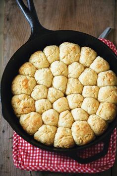 Try getting back to your roots with this pioneering Sourdough Biscuits recipe. When your camping bake these in an iron skillet over a fire! What fun.