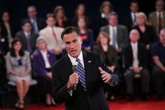"""It's even worse for Romney, however, when you consider that his """"binders full of women"""" comment, arguably the debate's most memorable line, reportedly is a lie."""