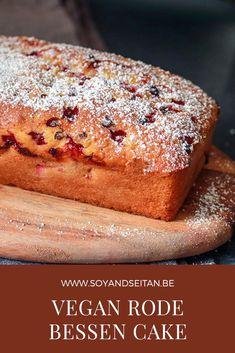 Vegan Cake, Vegan Desserts, Vegan Recipes, Cake Recept, Vegans, Banana Bread, Bakery, Muffin, Sweets