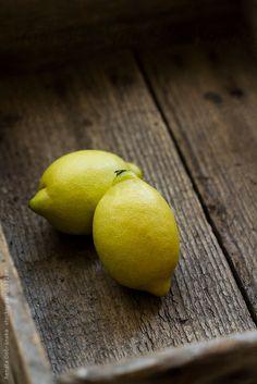 Lemons by Renáta Dobránska | Stocksy United