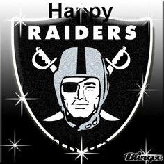 Oakland Raiders Happy Birthday Graphics - Bing images