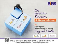 Accounting and Billing Software Business Software, Accounting Software, Software Development, Save Yourself, Social Media Marketing, No Worries, Knowing You, Flexibility, Feelings