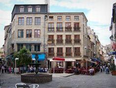 Saint Etienne, Saints, Street View, Spaces, Environment, Santos