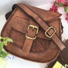 Large Brown Leather Handbag Tote Leather Shoulder Bag | Etsy Brown Leather Handbags, Leather Purses, Leather Bags, Bag Women, Brown Crossbody Bag, Womens Purses, Jodhpur, Tote Bag, Tans