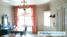 Ahlgade 19, 1., 4300 Holbæk - Herskabslejlighed med tilhørende attraktive erhvervslokaler #villa #holbæk #selvsalg #boligsalg #boligdk