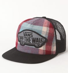 Vans Repurposed Trucker Hat