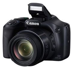 NEW RELEASE: Canon PowerShot SX530 HS Digital Camera, 50x Optical Zoom, Built-In WiFi & NFC, 16MP, 1080p Full HD Video, Hybrid AUTO, Black #canon #photography #digital #camera