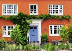 Image result for colourful houses